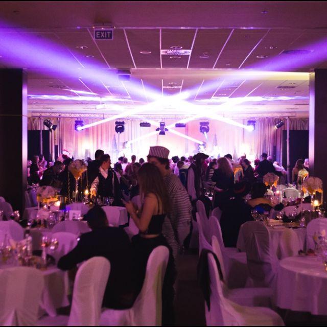 Maškarný ples hotela Holiday Inn Žilina