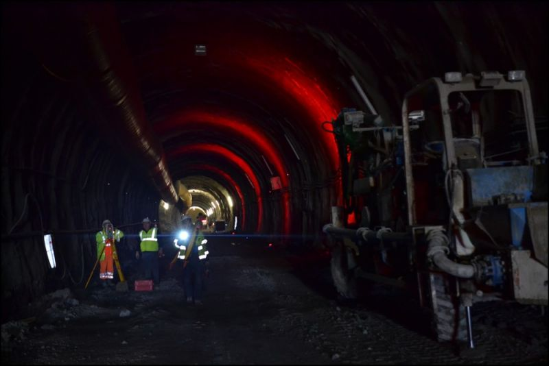 Tunel Višňové- Salini Impregilo