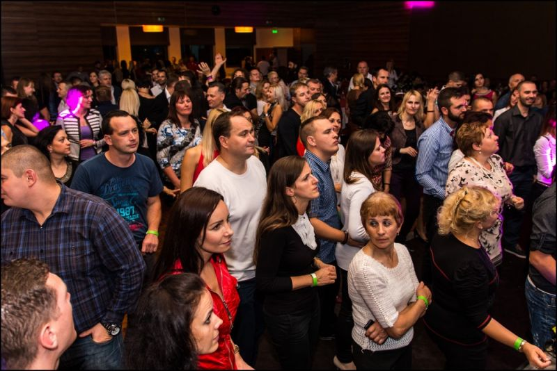 Holiday Inn Party Trnava- Michal David, Paľo Habera a iní